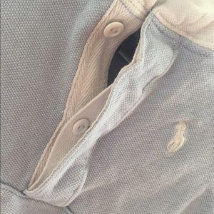 Ralph Lauren One Pieces - 🆕 Ralph Lauren Light Blue Hooded Coverall 9 Month